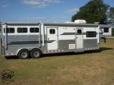 62 Best Living Quarter Horse Trailers Images Horse Trailers