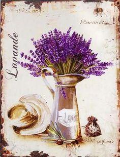 *Pretty Lavender