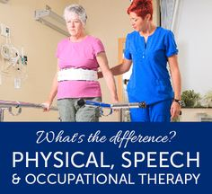 The Central Texas Medical Center (CTMC) Rehabilitation Institute offers physical therapy, occupational therapy and speech therapy.