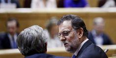"""Rajoy: """"Nadie va a los juzgados por sus ideas, sino por incumplir la ley"""" (le que no da derechos si no a las ideas del PP, que ya se preocuparon ellos de cambiarlas y que la CE ya dijo que vulneraban los DDHH)"""