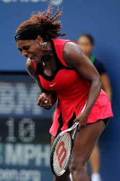 When Serena Williams Goes God Mode! Victoria Azarenka vs Serena Williams | US Open 2011 Serena Williams Tennis, Tennis Quotes, Manny Pacquiao, Eva Marie, Us Open, Rafael Nadal, Maria Sharapova, Roger Federer, Winter Olympics