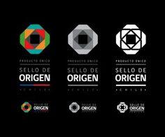 Construcción de marca Sello de Origen. Creátika