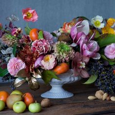 This one went on our table - happy Thanksgiving! #tulipina