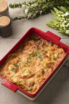Cheesy Ravioli Bake - Recipe by Giovanni Rana