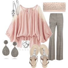 soft summer?, created by crystaldew on Polyvore