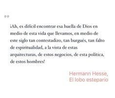Estoy leyendo: El lobo estepario, Hermann Hesse #QueLeer #Libros