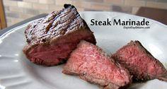 Best ever Steak Marinade!