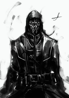 theomeganerd:  Dishonored bylutherniel
