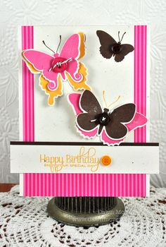 Card by Dawn McVey for Papertrey Ink (February 2012).