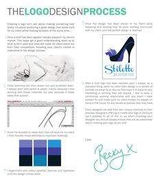 Blog Post:  The Logo Design Process