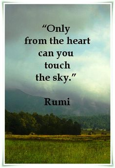 Rumi Quotes and Motivational Spiritual Quotations from Awakening Intuition. A Collection of Wisdom Life Changing Sayings Rumi Quotes, Quotable Quotes, Inspirational Quotes, Motivational Sayings, Sky Quotes, Angel Quotes, Qoutes, Great Quotes, Quotes To Live By