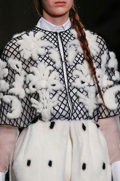 Valentino Fall 2013 Ready-to-Wear collection by Maria Grazia Chiuri and Pier Paolo Piccioli