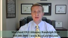 What Does a DUI Cost in Maryland - Drunk Driving Defense Attorney Randol...