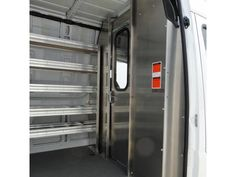 Van Shelving and Interiors   Ladder Rack for Vans New York - 1A Classified