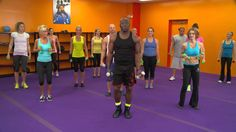 Billy Blanks Tae Bo® Body Shape  I don't have weights. I have a bad back. So I just use water bottles. This is awesome.
