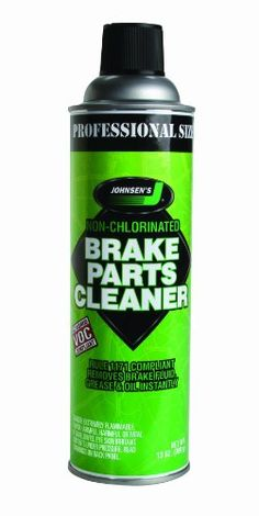 Johnsen's 2421 Non-Flammable Brake Parts Cleaner - 13 oz. Brake Fluid, Brake Parts, Bike Life, Motorcycles, Packing, Cars Auto, Check, Products