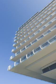 Four Seasons Surfside. #KobiKarp #Architecture #Miami #LuxuryHotels