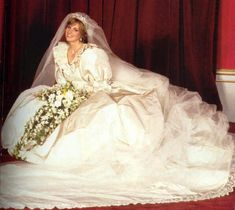 The Princess Bride, Lady Diana Spencer July 29 A favorite portrait of her since Iwas a child. Princess Diana Wedding Dress, The Princess Bride, The Bride, Princess Of Wales, Princess Diana Photos, Lady Diana Spencer, Spencer Family, Royal Weddings, Celebrity Weddings