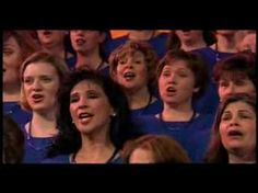 The Mormon Taberncle Choir, All is Well