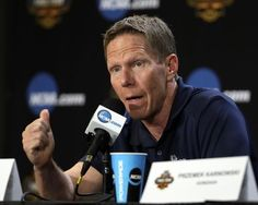 AP                  2:48 a.m. ET April 3, 2017                 Gonzaga head coach Mark Few speaks during a news conference for the Final Four NCAA college basketball tournament, Sunday, April 2, 2017, in Glendale, Ariz. (AP Photo/Mark Humphrey)(Photo: The Associated...  http://usa.swengen.com/gonzagas-brand-of-winning-leads-universitys-broader-growth/