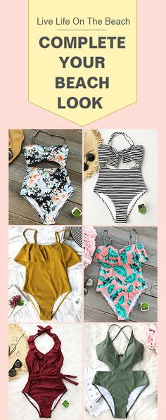 Feeling tired and craving for a holiday? Cupshe Bikini Sets are just for you! Various styles with comfy fabric and super quality. All eyes on you! Pack them for your next beach leave~