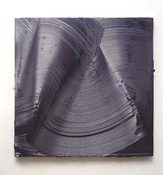 Doxy, acrylic on aluminium, 150 x 150 x 7 cm, 1999