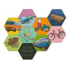 Finland, Stamps, Logos, Art, Seals, Art Background, Logo, Kunst, Performing Arts