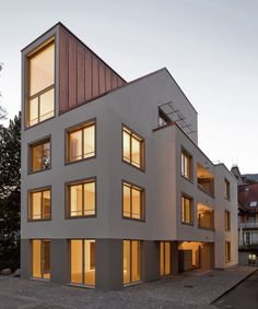 Residential Buiding in Sarnen / Durrer Architekten