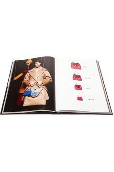 Assouline - Fendi Roma Hardcover Book - Black - one size