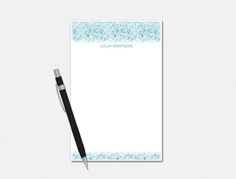 88 best personalized notepads images on pinterest in 2018