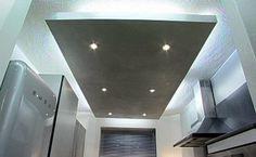 Minimalist lighting in a room