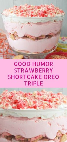 Savory magic cake with roasted peppers and tandoori - Clean Eating Snacks Strawberry Shortcake Cheesecake, Homemade Strawberry Shortcake, Strawberry Pudding, Strawberry Desserts, Summer Desserts, Strawberry Trifle, Strawberry Shortcake Birthday Cake, Oreo Trifle, Trifle Desserts