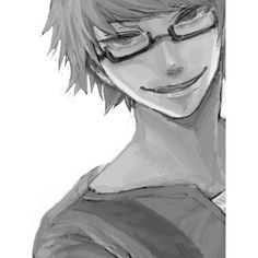 Untitled We Heart It ❤ liked on Polyvore featuring tokyo ghoul