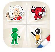 Logo Quiz Marques Françaises : SUJET UNIQUE qui contient tout ce qu'il vous pour retrouver les solutions des niveaux qui vous font…
