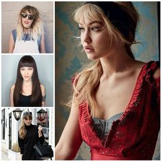 Hairstyles Gorgeous Long Hairstyles with Bangs 2017 ,In fashionable instances lengthy hairstyles with bangs are in demand, since they permit girls to put on probably the most modern hairdos with out chop...