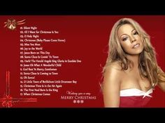 Best Christmas Songs by Mariah Carey, Michael Buble, Celine Dion - Top C...