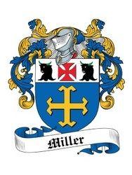 Miller family crest France