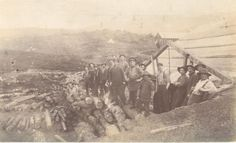 Forestry Workers at Loch Morlich, c.1918