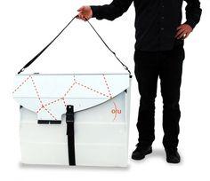 Oru, el Kayak de Origami