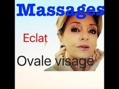 Massage pour raffermir l'ovale et donner de l'éclat au teint. - YouTube