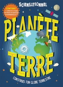 Ce merveilleux livre d'activités permet aux jeunes de construire un magnifique globe terrestre pivotant et d'explorer les merveilles de la planète. Vingt expériences amusantes leur permettront de comprendre sa formation, sa structure, son atmosphère et son climat.