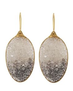Not a big earring person but I would totally wear these $500 - Browns