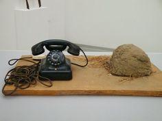 Joseph beuys_earth telephone