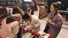 """Cinquew News: Casale Monferrato. Ragazze al lavoro per """"Cinque p..."""