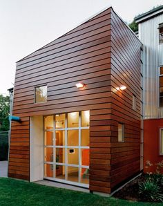 Rocio Romero Prefab W/ Wood Siding | Our House, In The Middle Of Our Street  | Pinterest | Wood Siding, Prefab And Woods Part 54