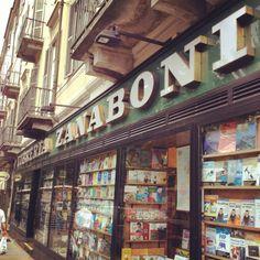 Turin Bookshop