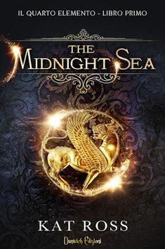Sweety Reviews: [ReleaseParty] The Midnight Sea, Kat Ross