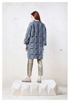ARKA BY SAMOSCHENKO LOOKBOOK SS14 by TANIA KEZHA, via Behance