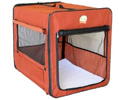 X Large Soft Dog Kennel Portable Folding Dog Crate Cage Pets Lightweight NEW. This practical product allows you to transport your pet wherever you go. Soft Sided Dog Crate, Large Dog Crate, Large Dogs, Small Dogs, Dog Crates For Sale, Soft Dog Crates, Cãezinhos Bulldog, Airline Pet Carrier, Dog Carrier