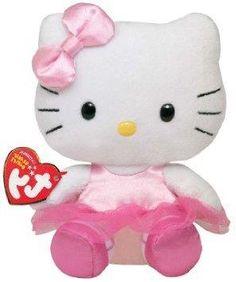 Ty Beanie Baby Hello Kitty - Ballerina  https://in.kato.im/e8f00c6bf89bc9d597ce2743a61f7ebb99240fbfe6900d2483d983fd76914ba/B004UL51J0.html